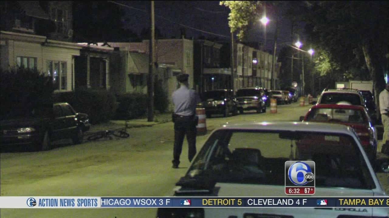 VIDEO: 2 shot in Logan