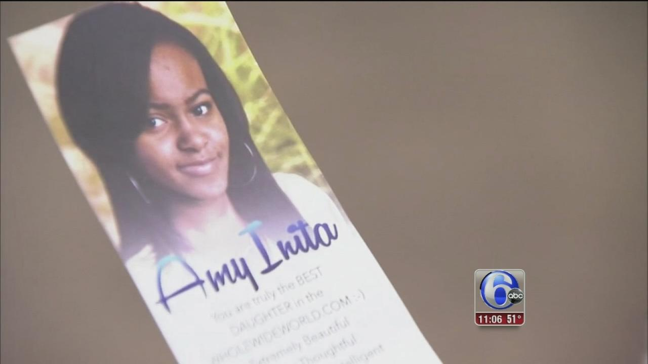 VIDEO: Community gathers to remember Amy Joyner-Francis