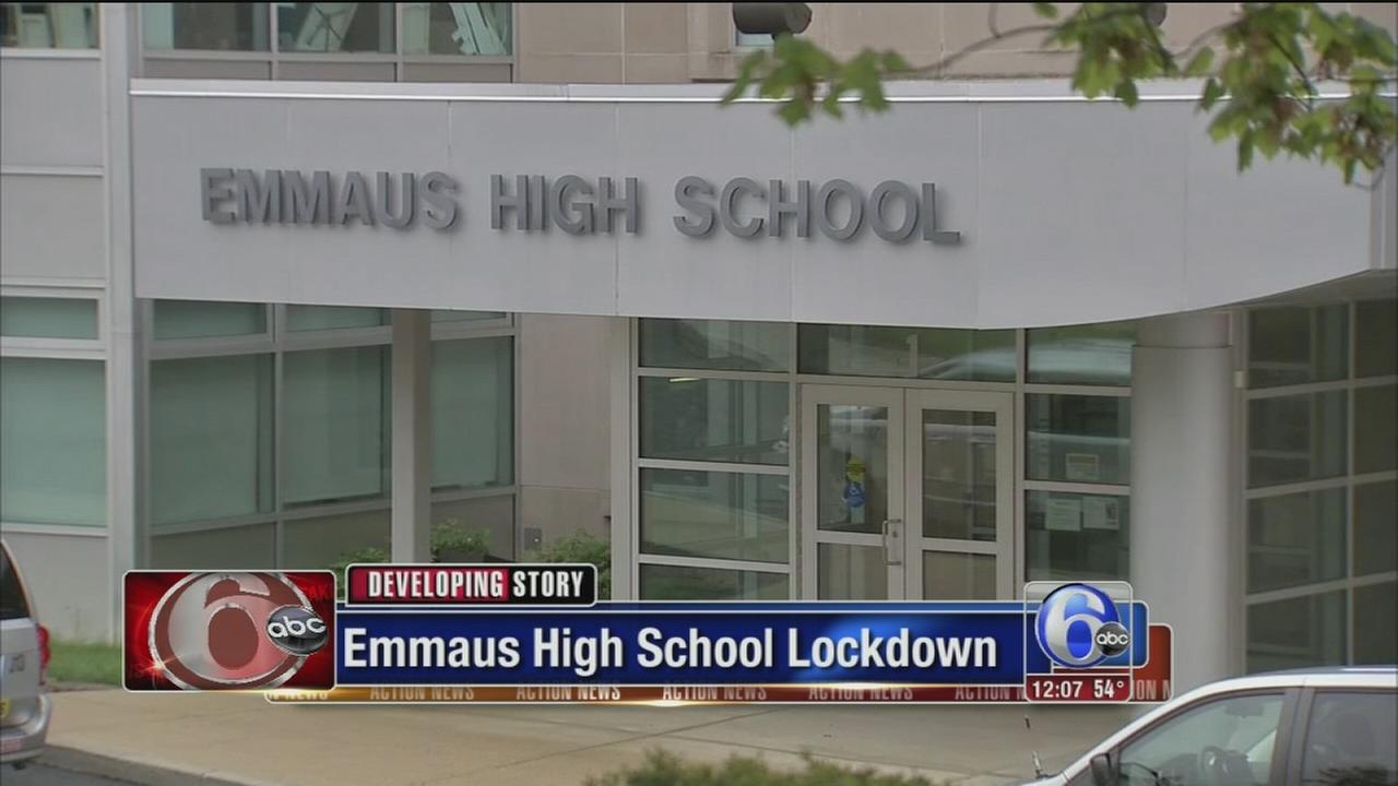 VIDEO: Bullets found at Emmaus High School