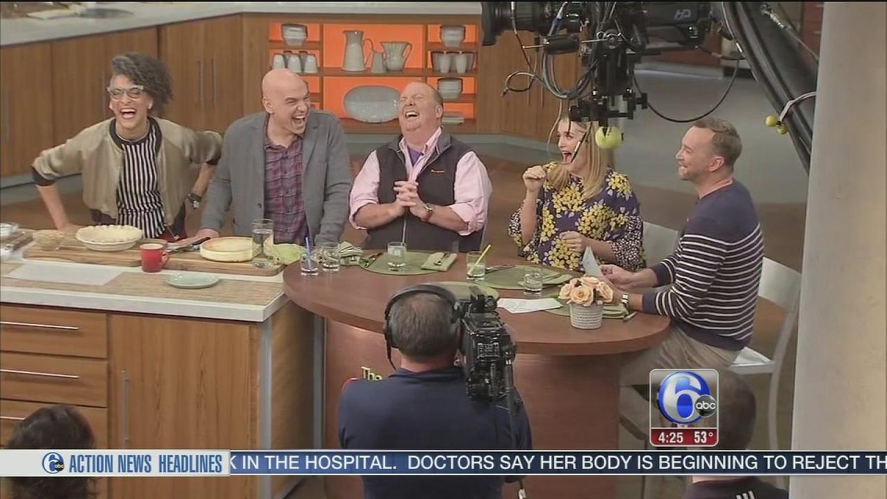 VIDEO: The Chew celebrates 1,000th episode