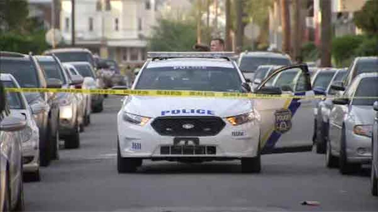 Police are investigating after a robbery and shooting left a man injured in the Logan section of Philadelphia.