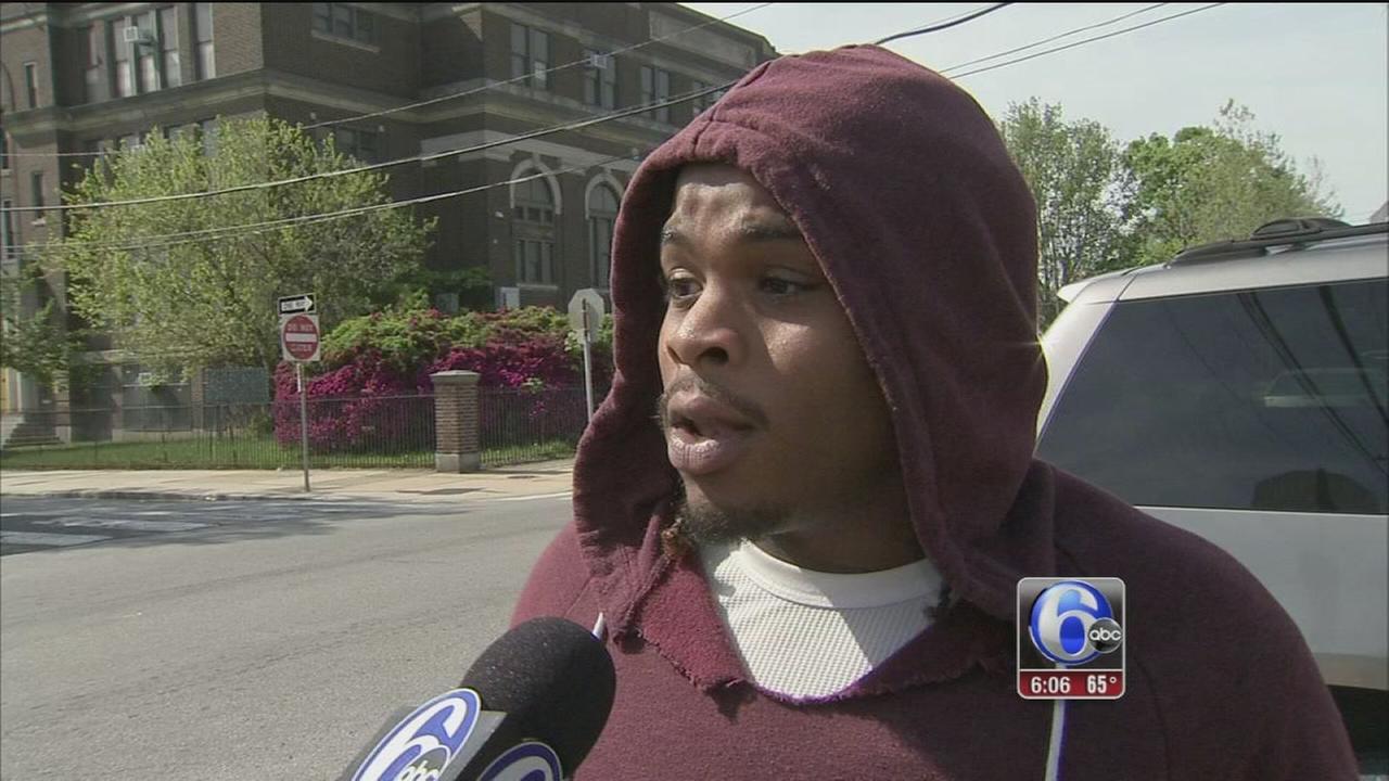VIDEO: 3rd suspect in assault on school cops surrenders