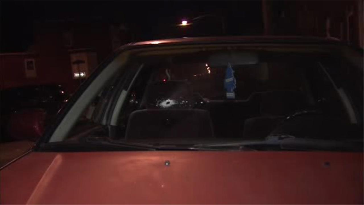 Numerous shots fired in Kensington; vehicles damaged