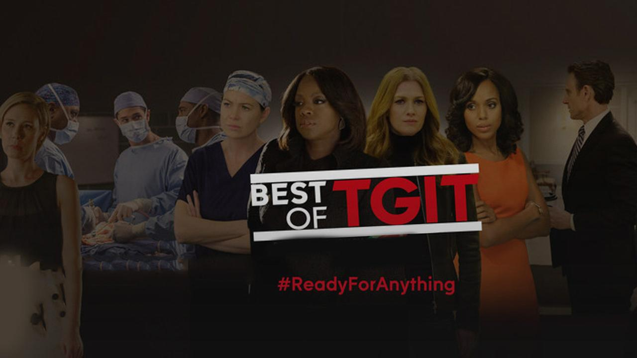 TGIT Season Finales on 6abc