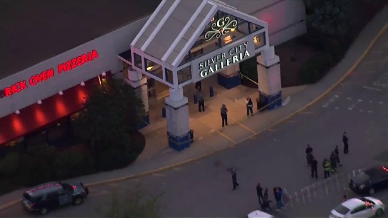 Two people have been killed in attacks at a shopping mall and a home in Massachusetts, and the suspect also is dead.