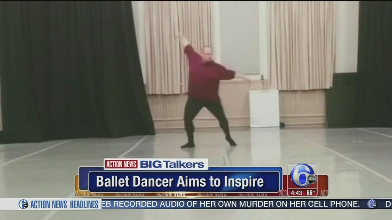 VIDEO: Pa. ballet dancer proves grace and beauty come in all sizes