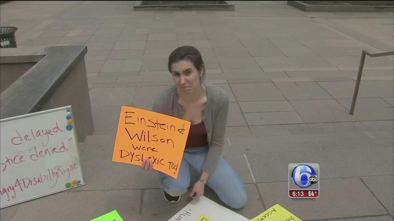 VIDEO: Student starts hunger strike against Princeton University