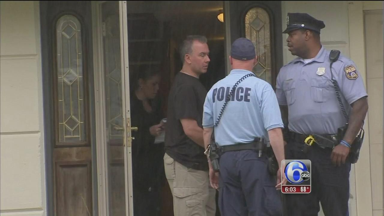 VIDEO: Family tied up during home invasion in Somerton