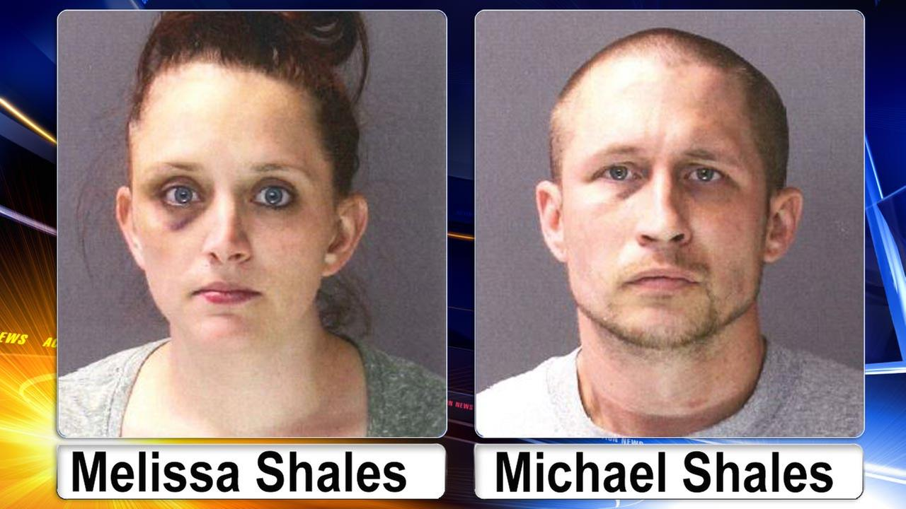 Police: Abused baby twins in Bucks Co. had broken bones