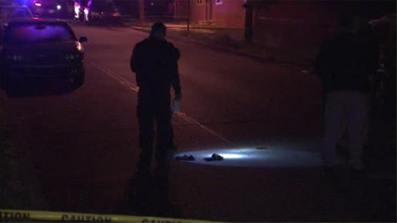 Man hospitalized after shooting in Camden