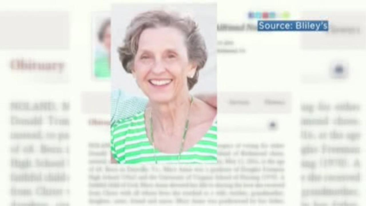 woman s obit leaves message for presidential hopefuls