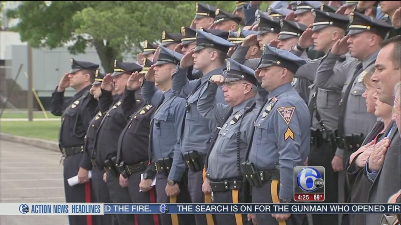 Annual Fallen Officers Memorial Service