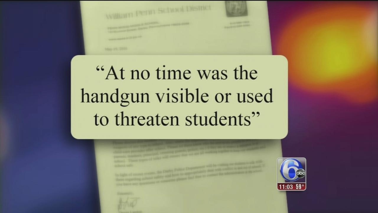 VIDEO: Middle school gun