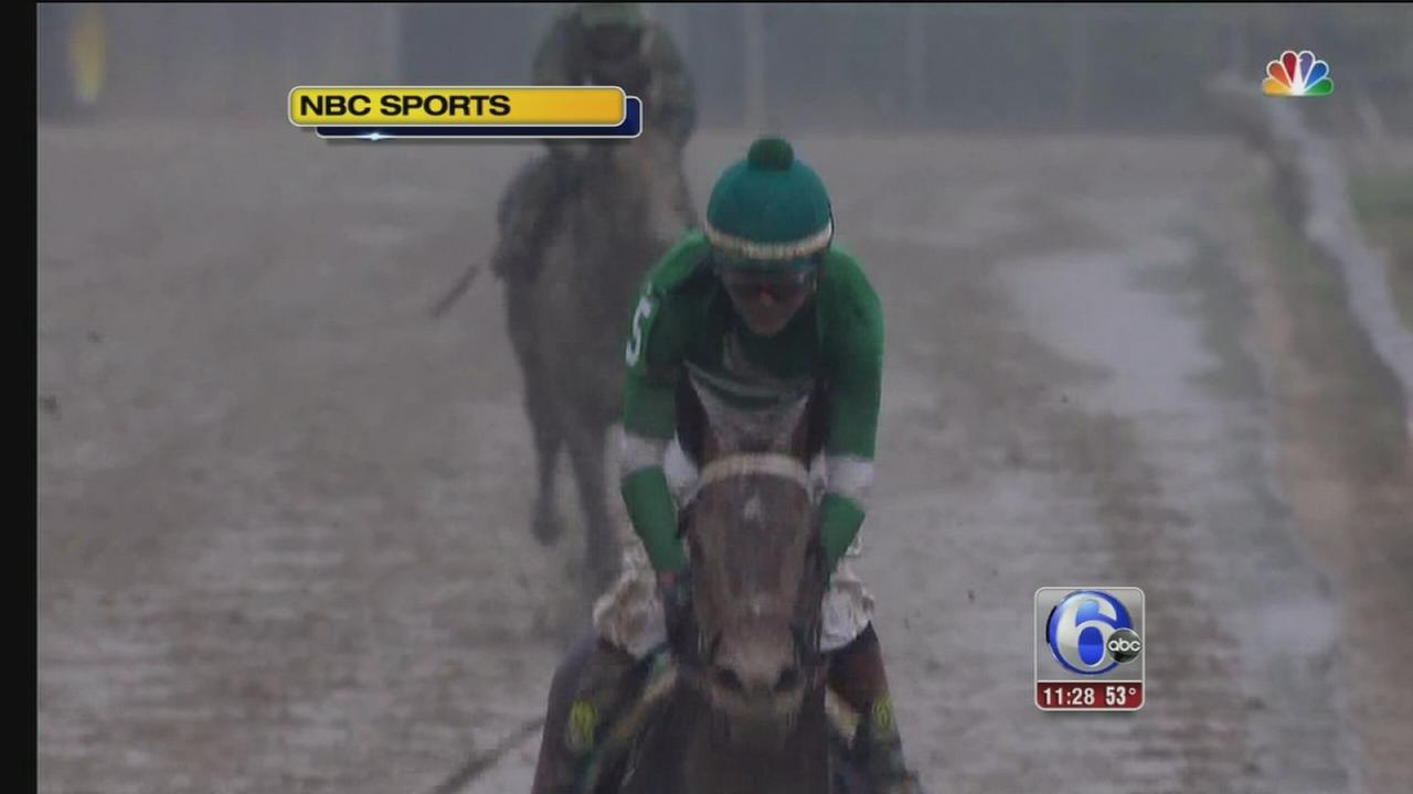 VIDEO: Preakness winner