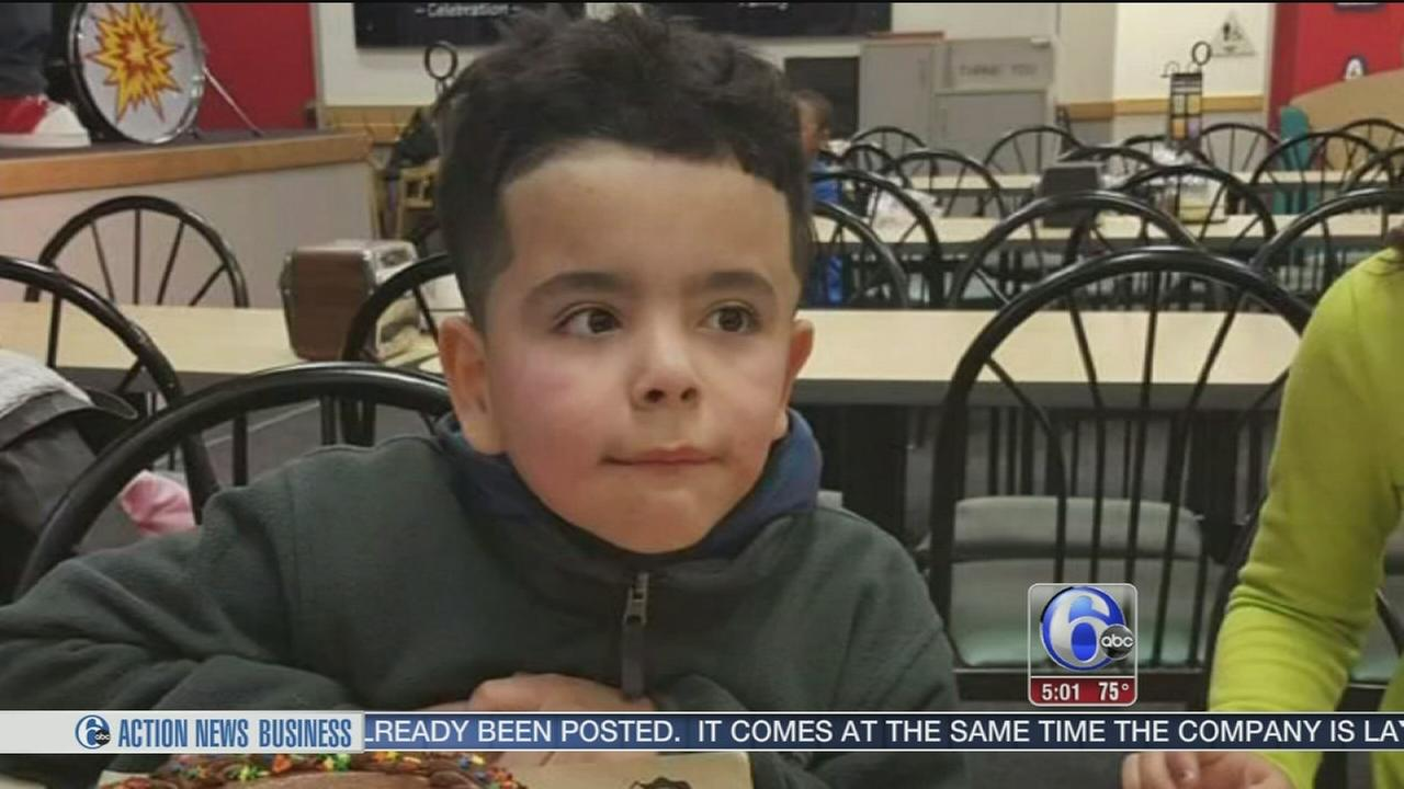 VIDEO: Special needs boy critically injured in Camden hit-and-run