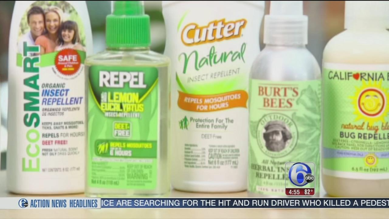 VIDEO: Best insect repellents