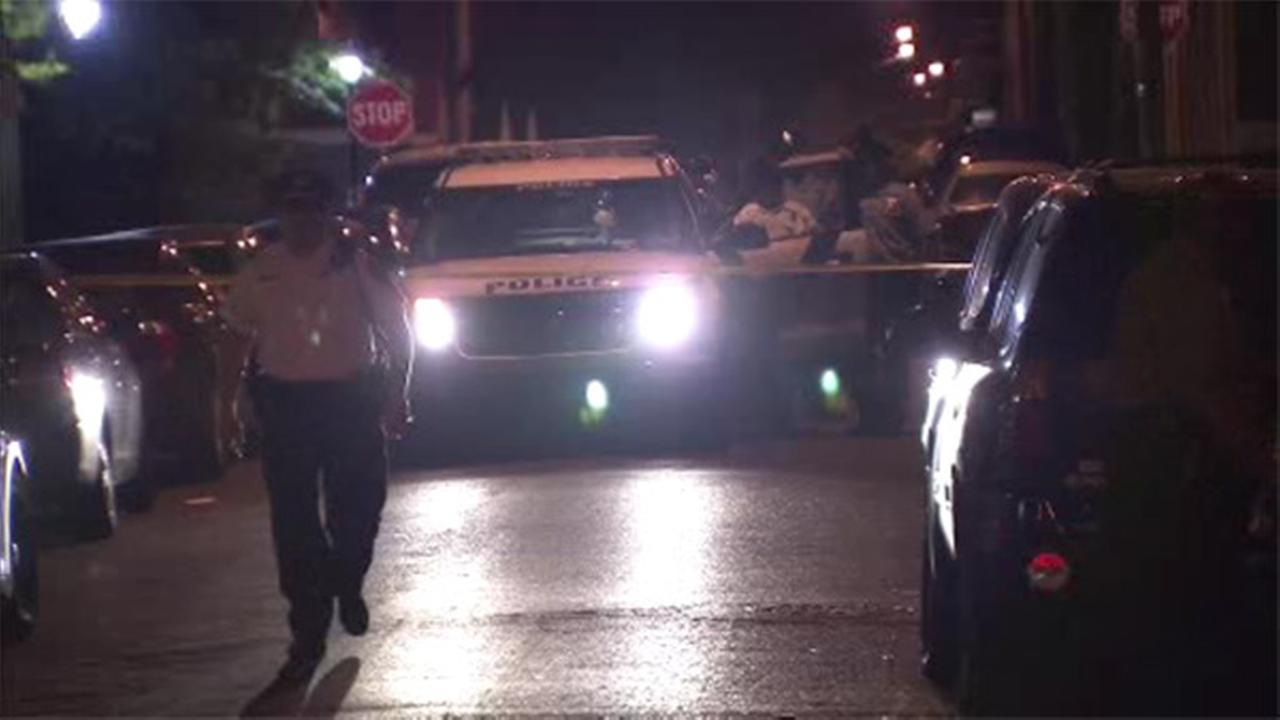 Man shot in the back in Frankford
