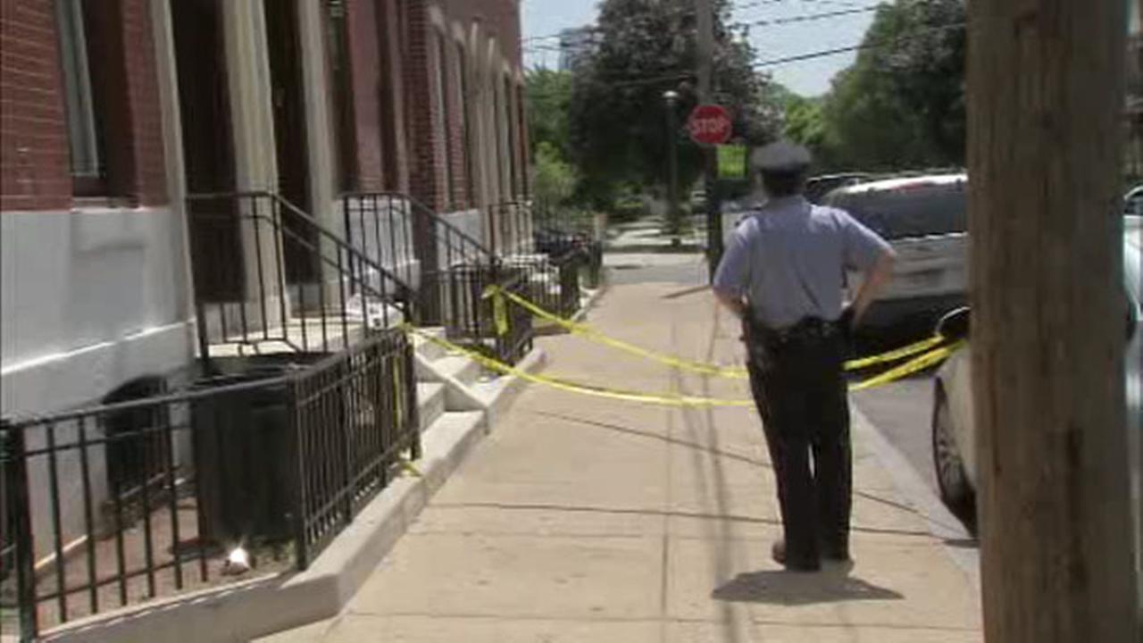 Man stabbed, shot in North Philadelphia