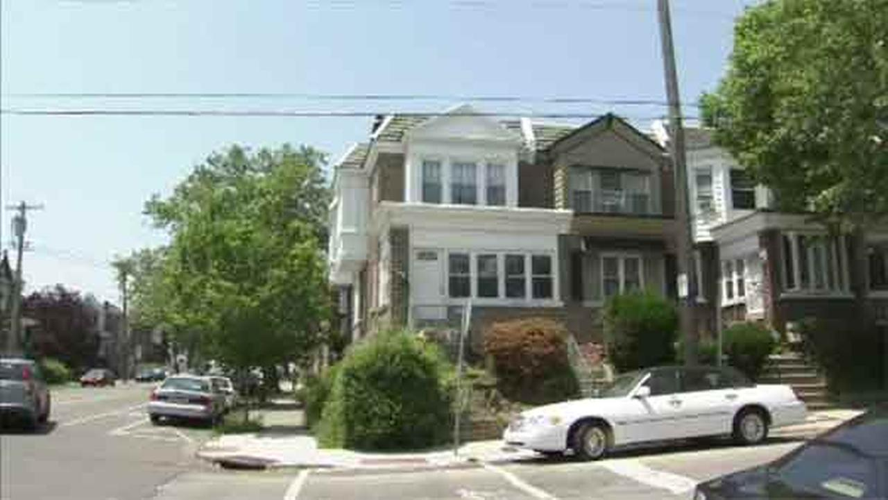 Three men are wanted in connection with a home invasion and assault in the West Oak Lane section of Philadelphia.