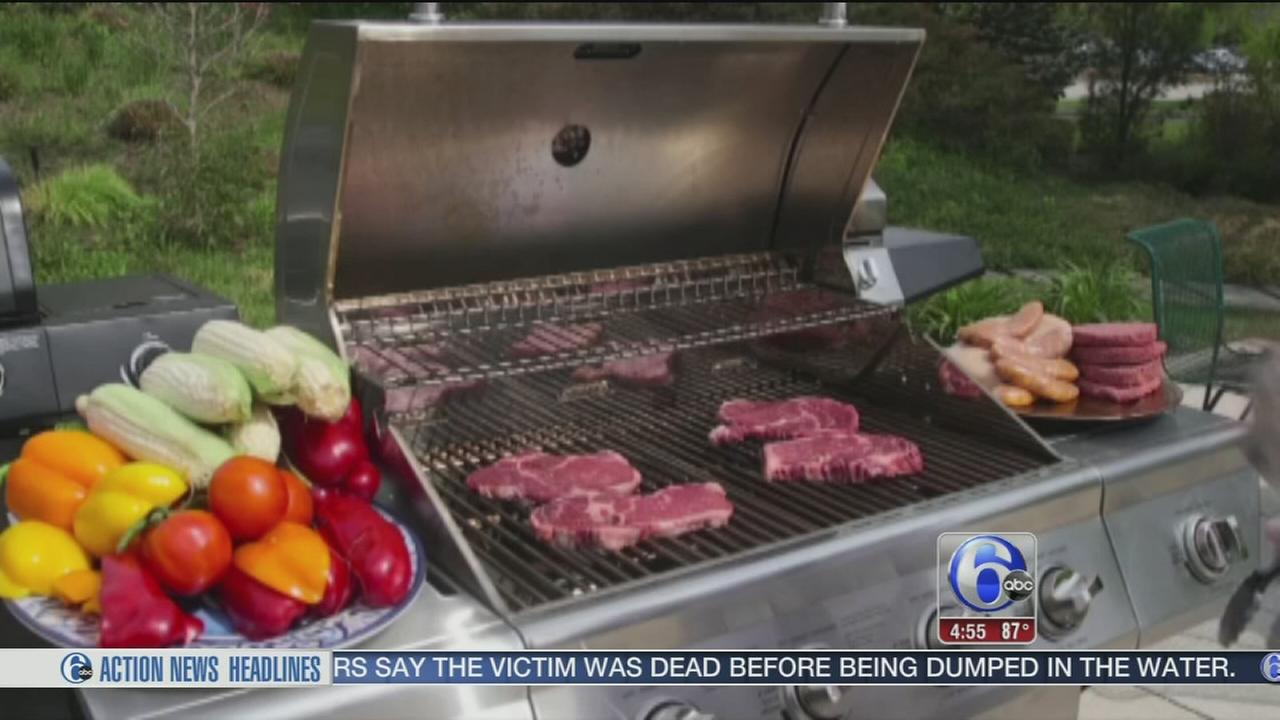 VIDEO: Consumer Reports: Best grills for your summer BBQ