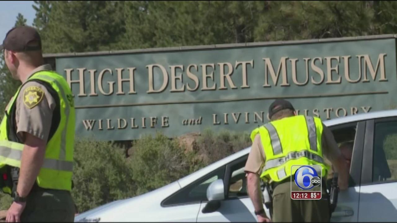 VIDEO: Trooper kills attacker inside Oregon museum