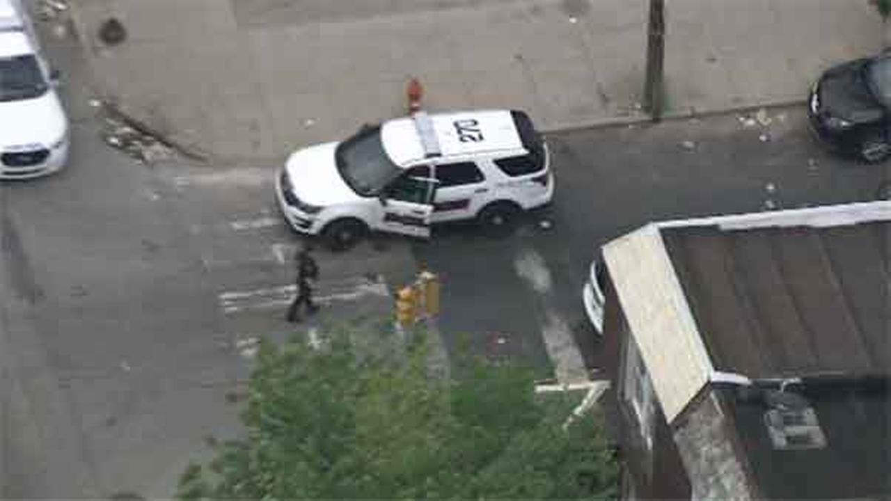 A 28-year-old man was injured in a shooting in the Hunting Park section of Philadelphia.