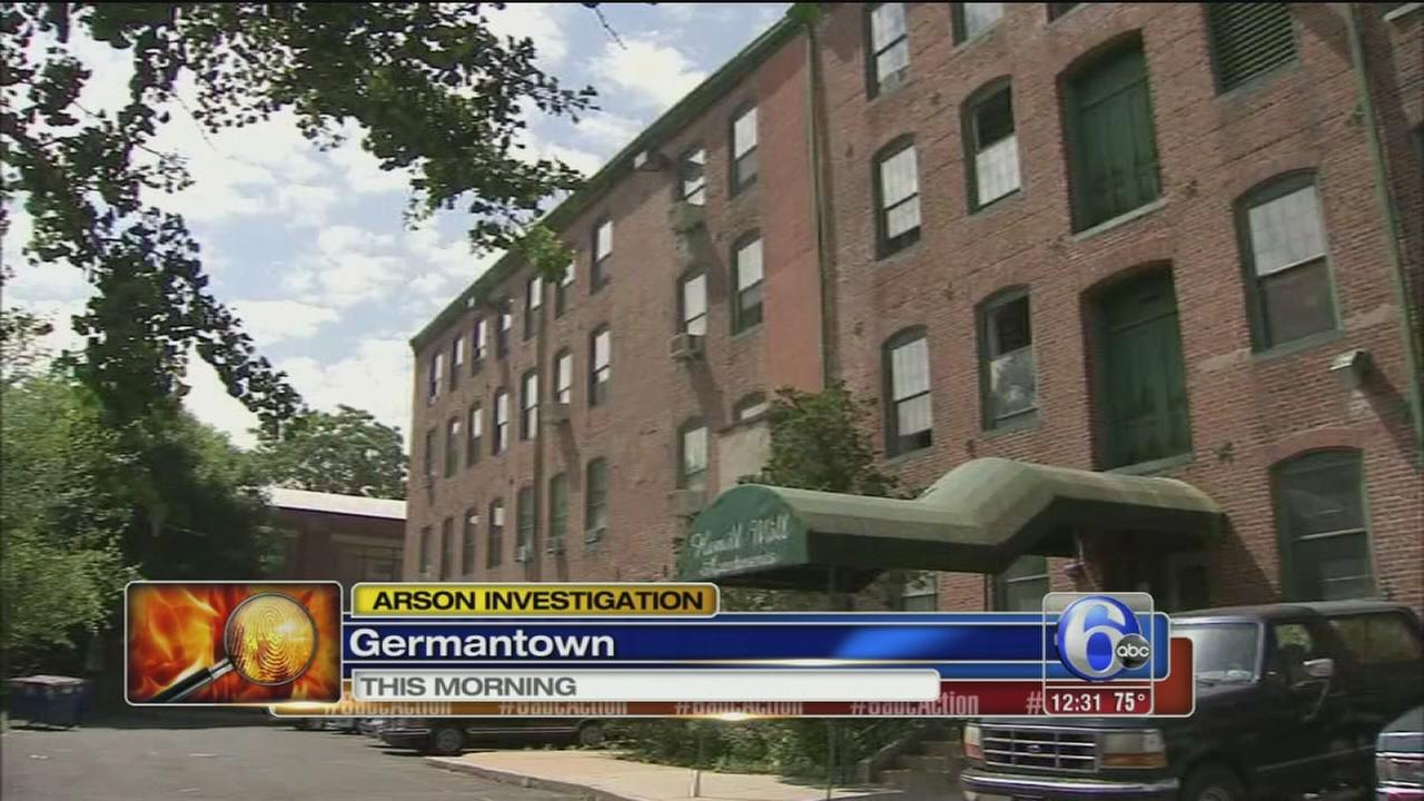 atf joins arson investigation at germantown apartments