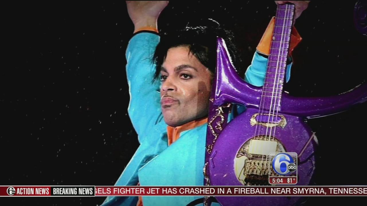 VIDEO: Prince death