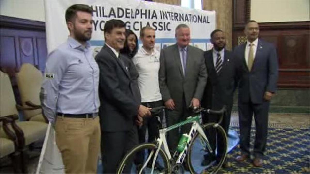 Road closures for Phila. Int'l Cycling Classic