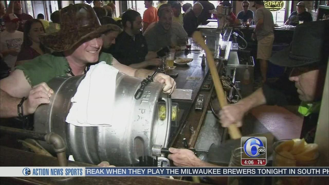 VIDEO: Beer and wizards