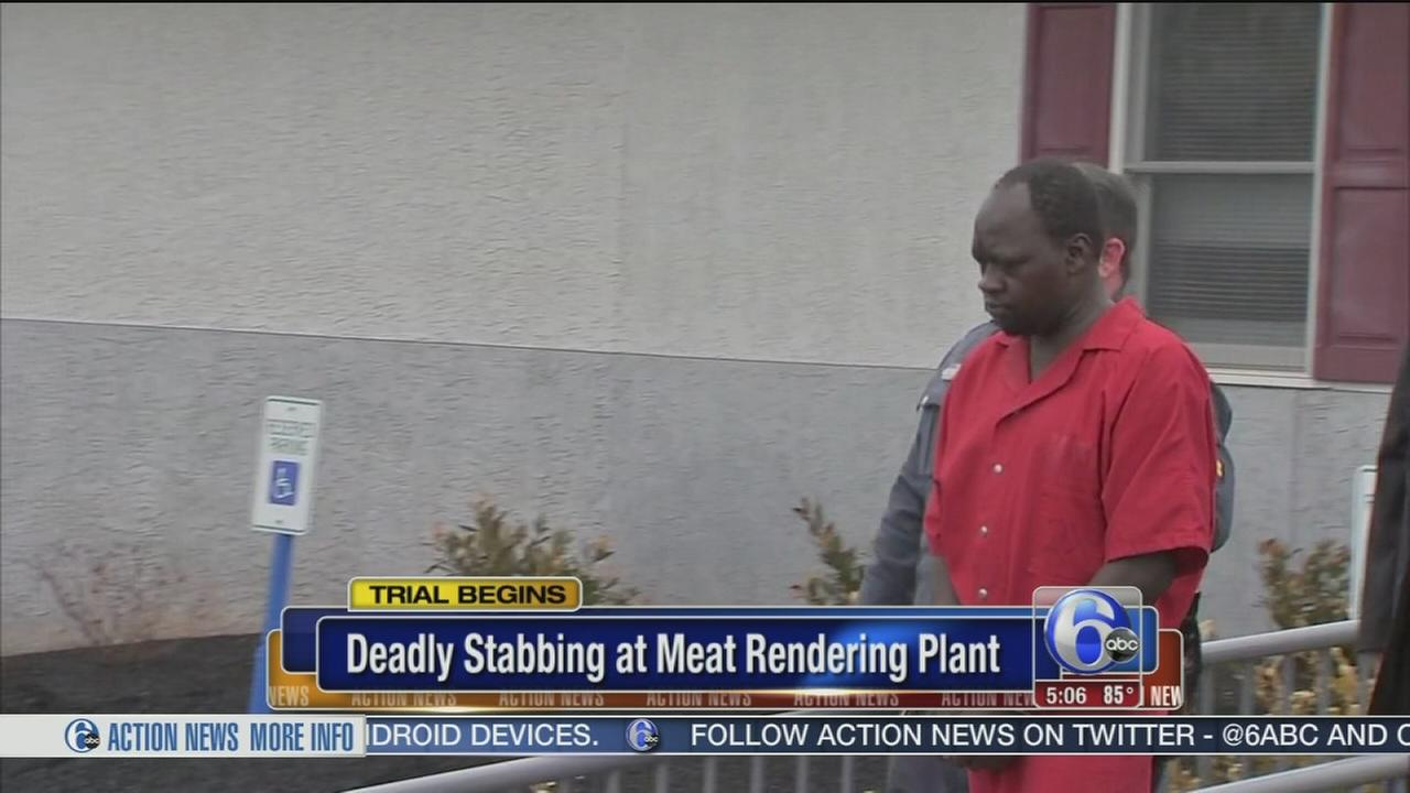 VIDEO: Opening statements slated in Montco meat rendering plant slaying