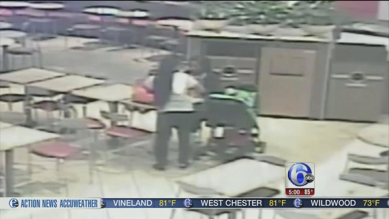 VIDEO: More video released from King of Prussia Mall kidnapping
