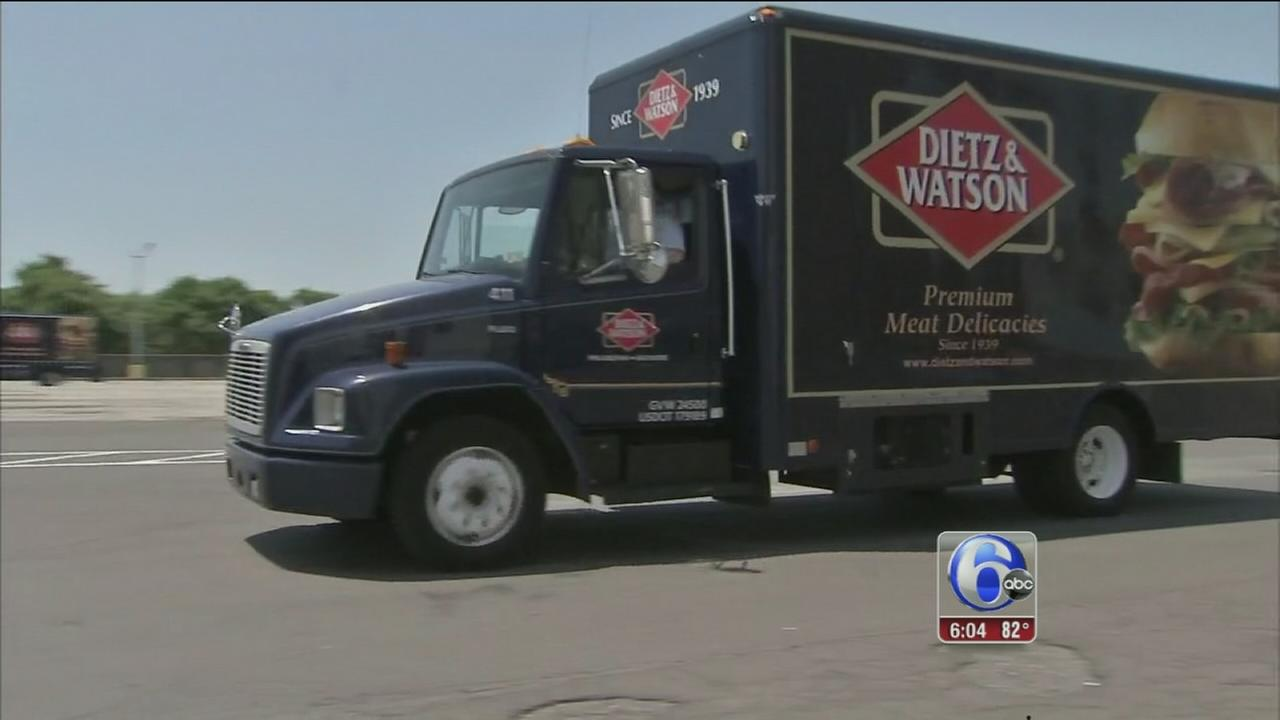 VIDEO: Dietz and Watson Philadelphia location to expand