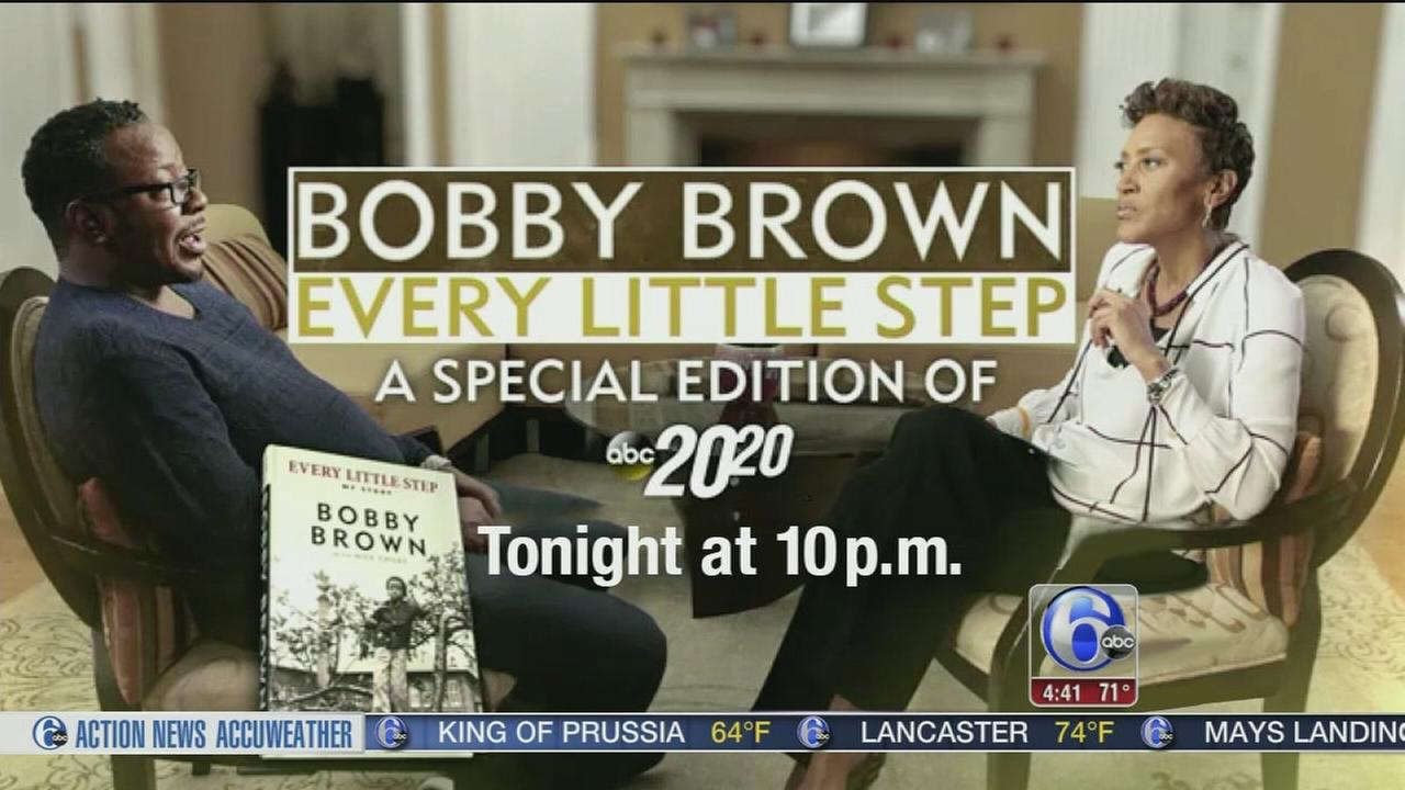 VIDEO: Bobby Brown speaks exclusively to Robin Roberts on 20/20