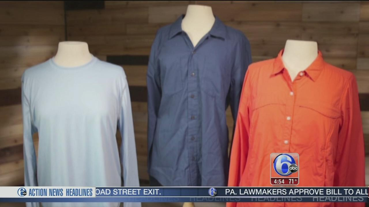 VIDEO: Consumer Reports: Mosquito-repellent clothing
