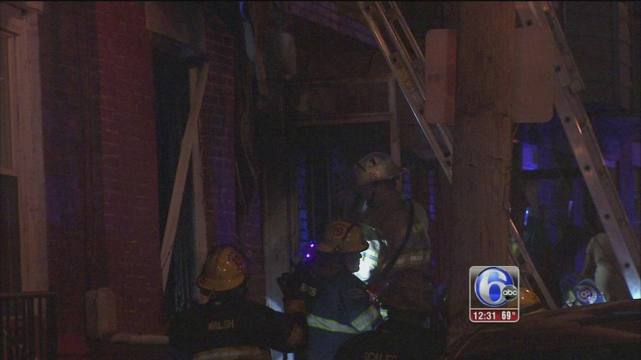 VIDEO: Deadly fire in Grays Ferry