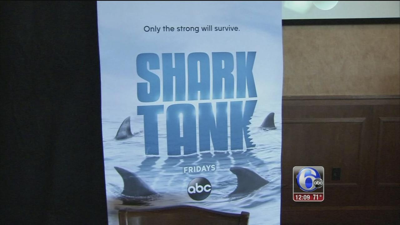 VIDEO: SHark Tank holds casting call in South Philadelphia