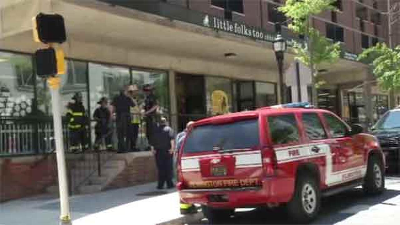 A day care worker died after a fire at the facility in Wilmington, Delaware.