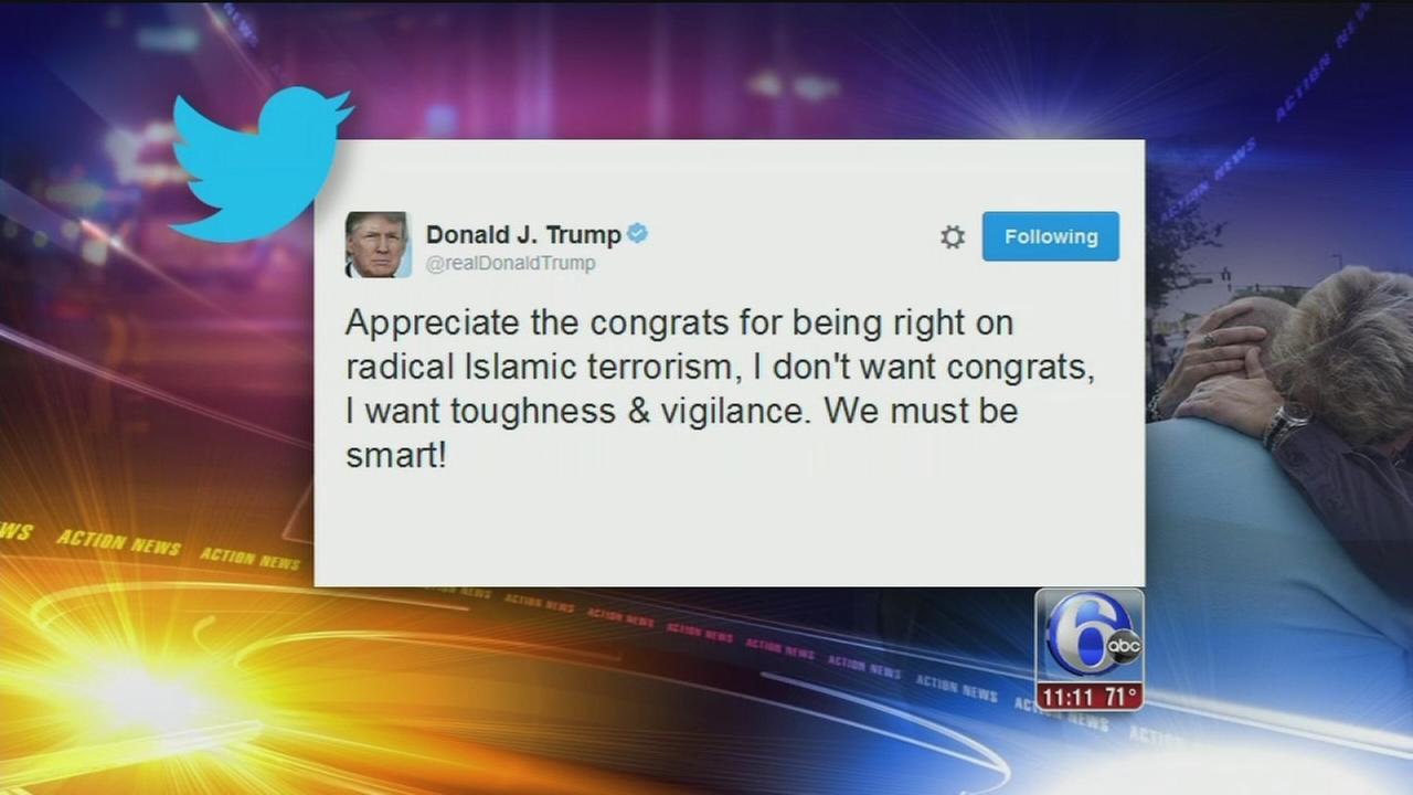 VIDEO: Trump tweet