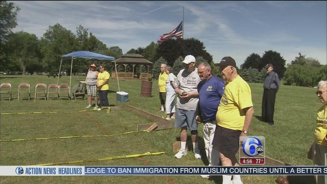 Delaware County Senior Games