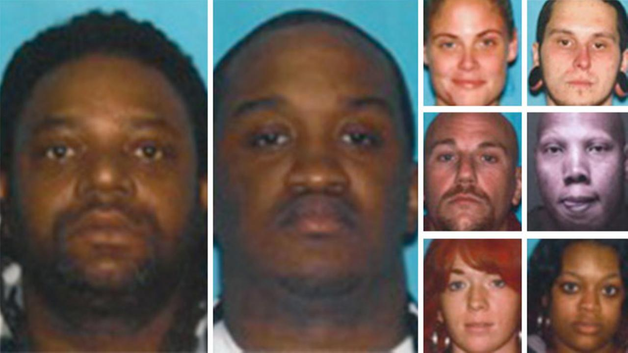 Three arrested for prostitution, drugs and illegal handgun