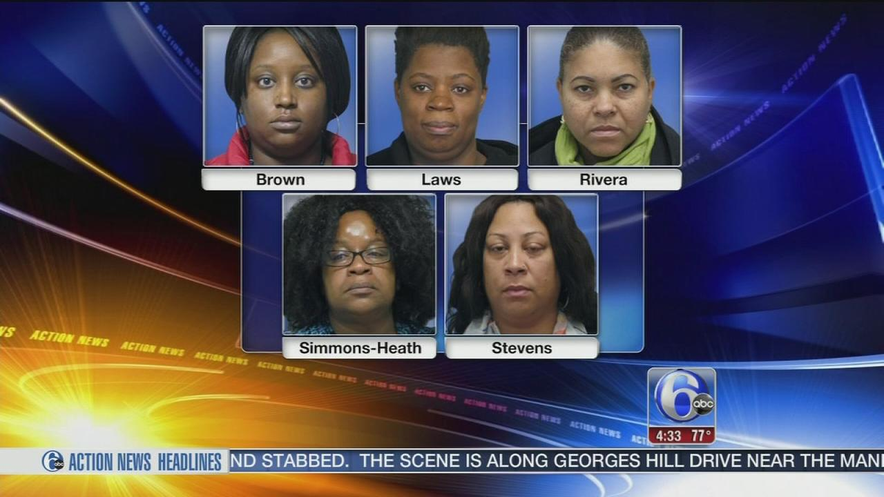 7 former state workers charged in food stamp fraud probe
