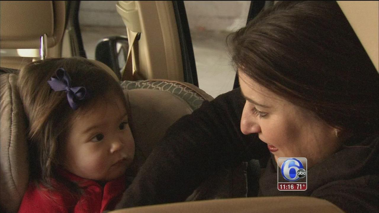 New Car Seat Law Soon To Take Effect In Pa