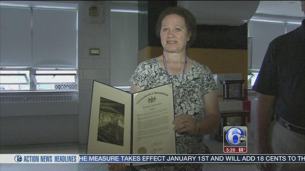 VIDEO: Retiring teachers honored at Archbishop Ryan