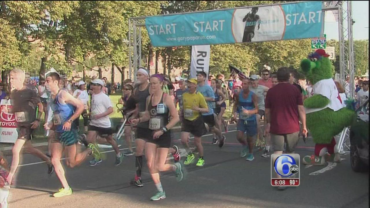 VIDEO: Gary Papa Run