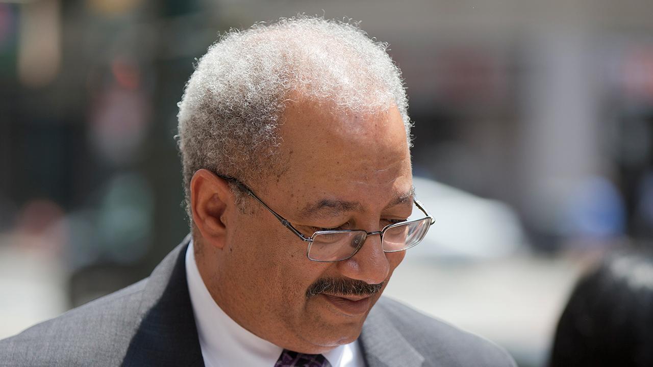 Ex-US Rep. Chaka Fattah appeals 10-year prison term