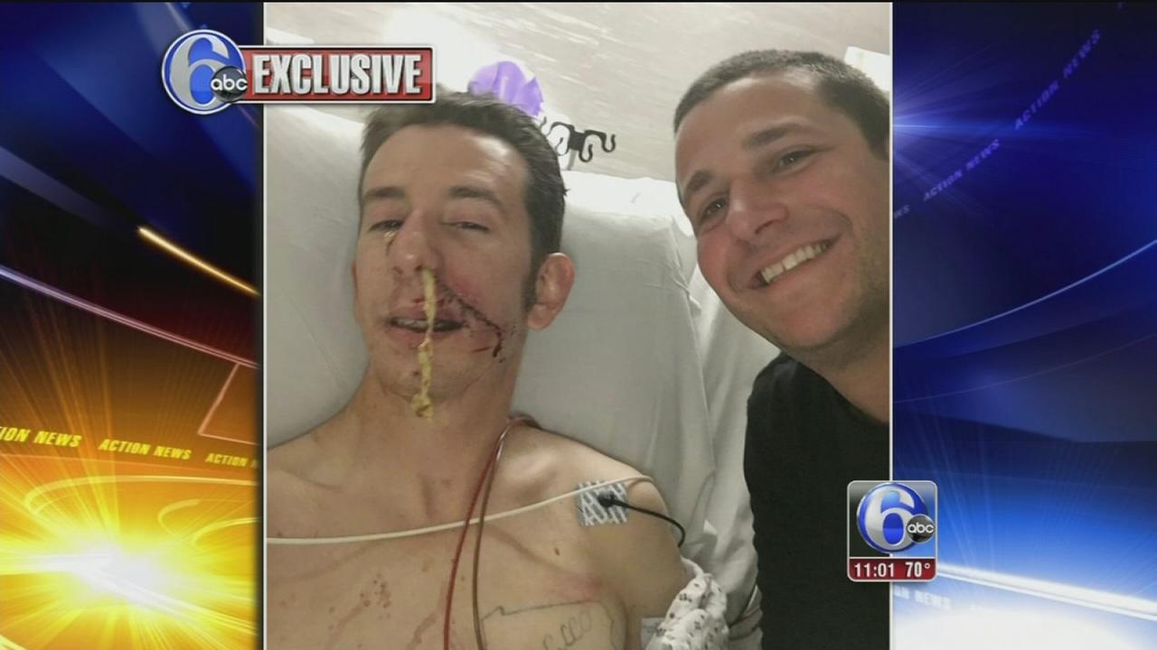 VIDEO: Officer shot