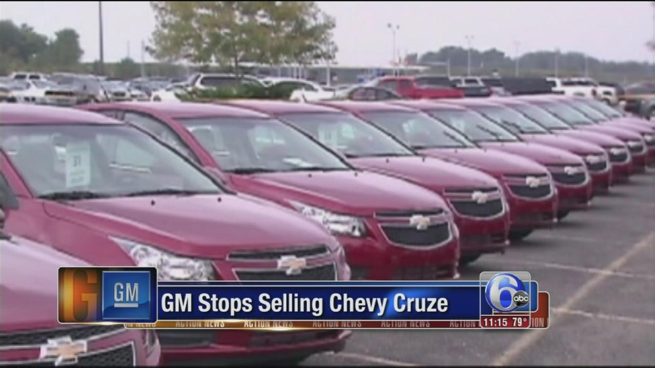 General Motors Preparing To Recall 33000 Chevy Cruze Compacts Saturn Vue Recalls