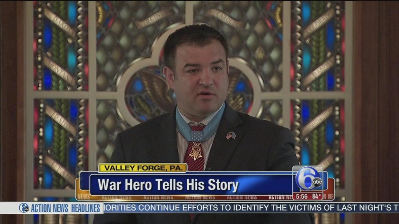 Speaking of heroism