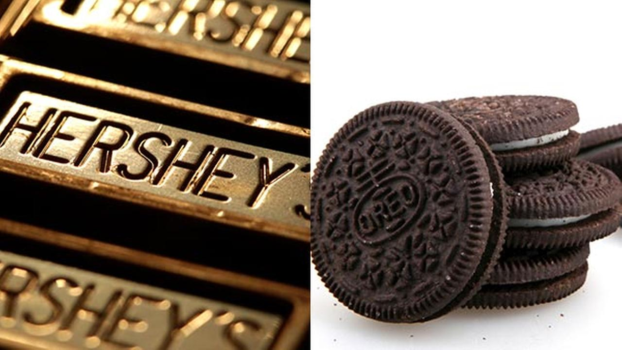 Hershey says board unanimously rejects Oreo maker takeover bid